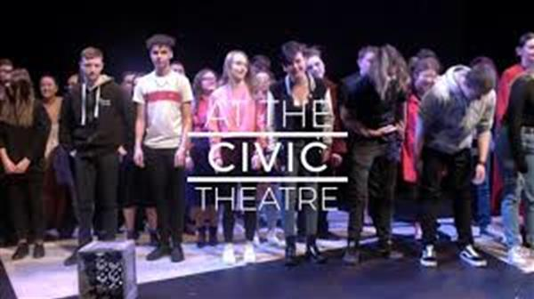 Tendefoot Apprenticeship - Civic Theatre Tallaght